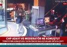 Ekrem İmamoğlu ile İsmail Küçükkaya yayın öncesi buluştu | Video