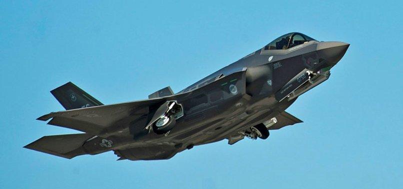 ABD'DEN F-35 SATIN ALAN BELÇİKA'DAN KARAR