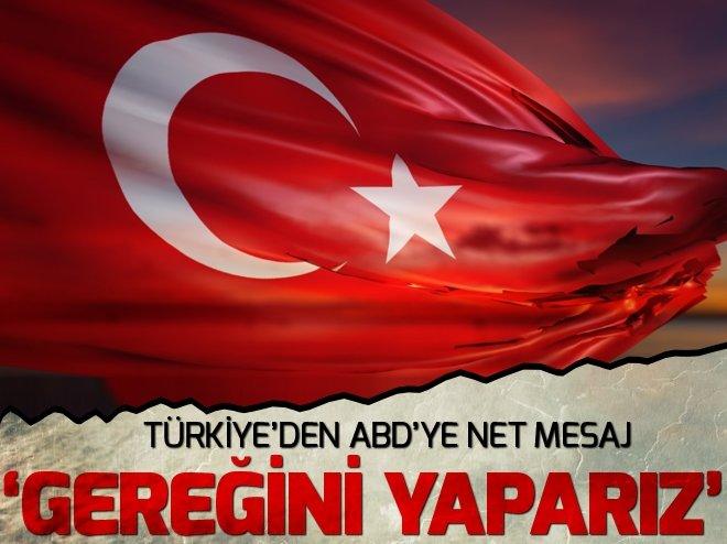 Trump'ın ilave vergisine Türkiye'den cevap geldi