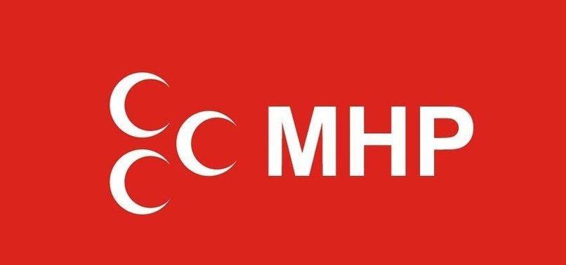 MHP'DEN ABD'YE SERT TEPKİ