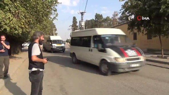 Yakalanan DEAŞ'lılar Türkiye'ye getiriliyor