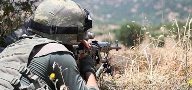 BAKANLIK AÇIKLADI! PKK'YA OPERASYON