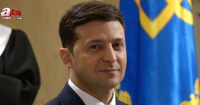 Ukrayna Devlet Başkanı Vladimir Zelenskiy Türkiye'ye geldi