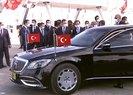 Başkan Erdoğan açılışını yaptığı Ankara-Niğde Otoyolunu makam aracıyla test etti
