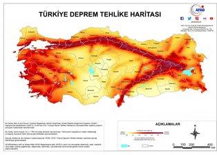Elazığ depremi fay hattını kırdı mı? Doğu Anadolu Fay Hattı hangi illerden geçiyor? İşte Türkiye'nin deprem haritası