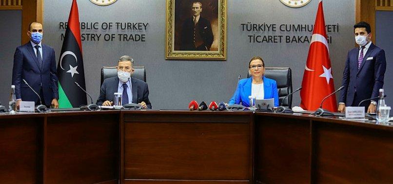 Libya Planlama Bakanı Taher Jehaimi'den ülkenin inşası için Türk firmalarına davet