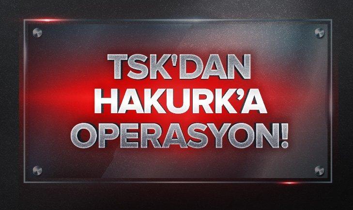 TSK'DAN FLAŞ OPERASYON!