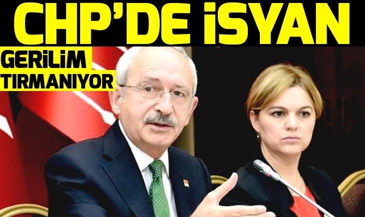 CHP'de 31 Mart seçimleri öncesi isyan!