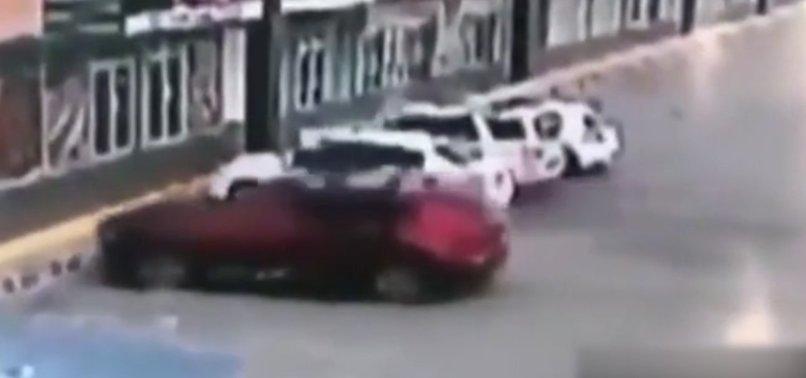 POLİSE 150 KURŞUNLA İNFAZ