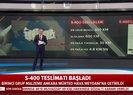 S-400'lerin Ankara'ya teslimatı başladı! Peki S-400 nedir? Özellikleri nelerdir? |Video