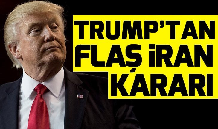 Trump İran Devrim Muhafızlarını terör listesine aldı