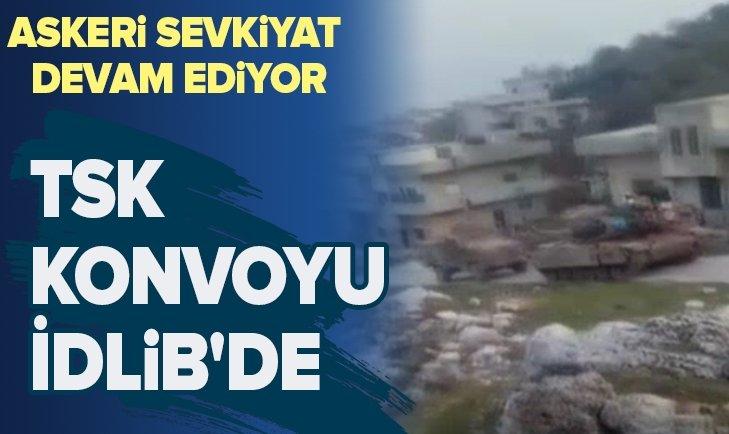 ASKERİ SEVKİYAT DEVAM EDİYOR!