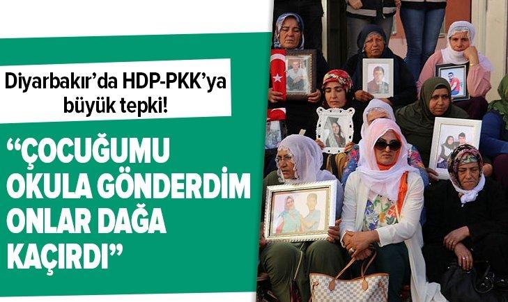 DİYARBAKIR'DA ACILI BABANIN FERYADI YÜREKLERİ BURKTU!
