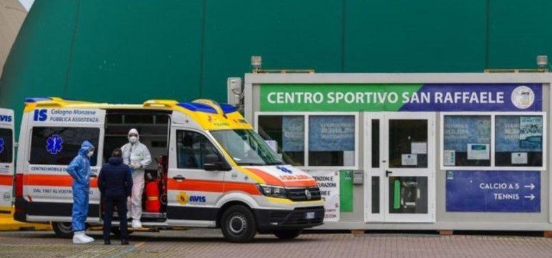 İtalya'da ambulanslar siren açamayacak! Mafya uyuşturucu satıcılarını korumaya aldı