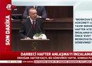 Başkan Erdoğan'dan flaş Kanal İstanbul açıklaması: En küçük fikirleri de bulunmuyor