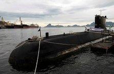 Kayıp denizaltının kaybolduğu bölgede patlama sesi