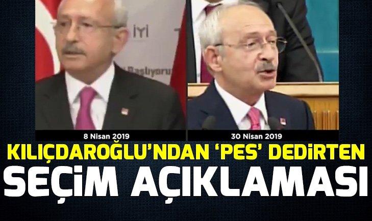 Kemal Kılıçdaroğlu'ndan 'pes' dedirten 'itiraz' açıklaması