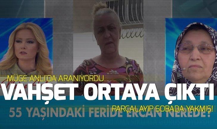 Feride Ercan: Aldattı Diye Bağlayıp Bıçakladı, öldü Diye Bıraktı