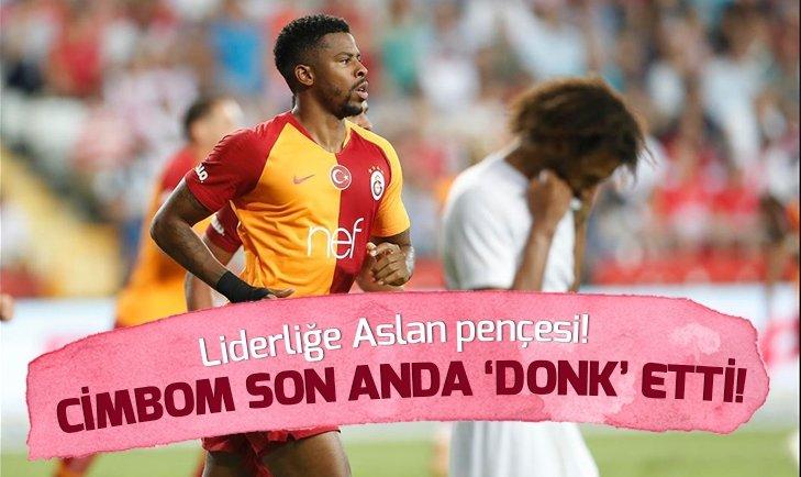 CİMBOM ANTALYA'DA ALTIN BULDU!
