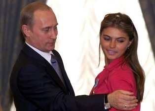 Vladimir Putin ikiz babası mı oldu?