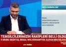 Son dakika: Beşiktaş'ın UEFA Avrupa Ligi'ndeki rakipleri belli oldu  Video