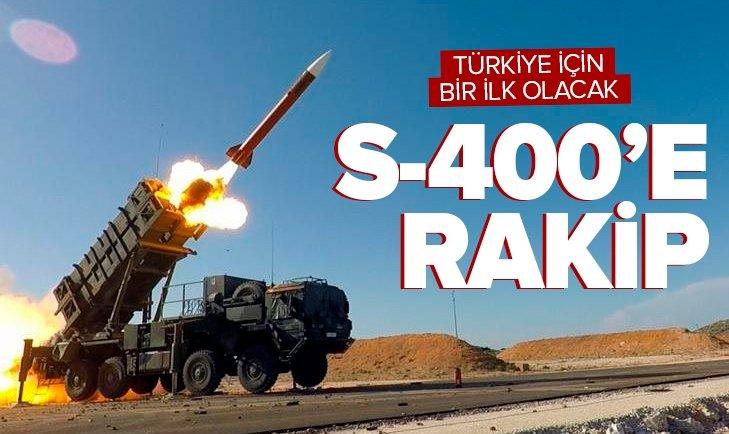 Yerli savunma sistemi SİPER Türkiye için bir ilk olacak! S-400 gücünde...