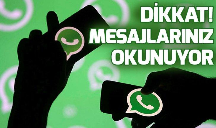WhatsApp mesajları sanıldığı gibi gizli değil. Yedekleme özelliği nedeniyle, hesabınızı ele geçiren, her yazışmanızı okuyabilir..