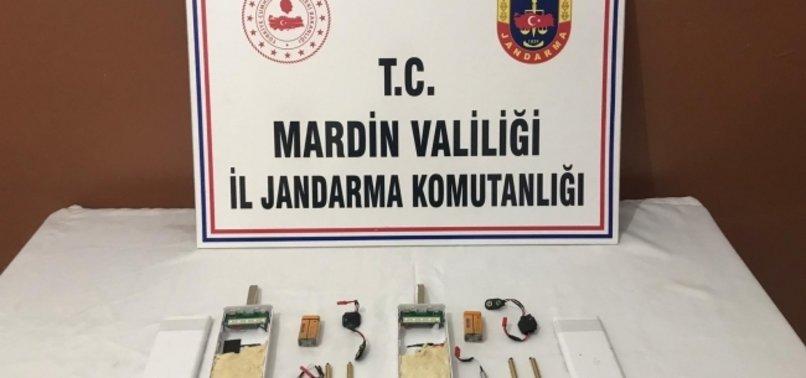 Son dakika: Mardin'de PKK'nın bombacıları yakalandı! Suikast hazırlığındaydılar