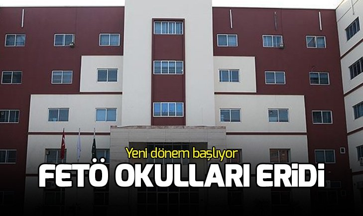 FETÖ'nün 200 okulu, Türkiye'ye transfer edildi