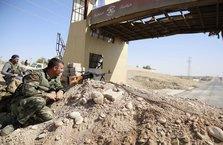 Barzani korkudan askeri yığınak yapmaya başladı