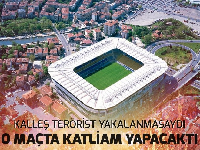 PKK'LI HAİNİN HEDEFİ O MAÇMIŞ