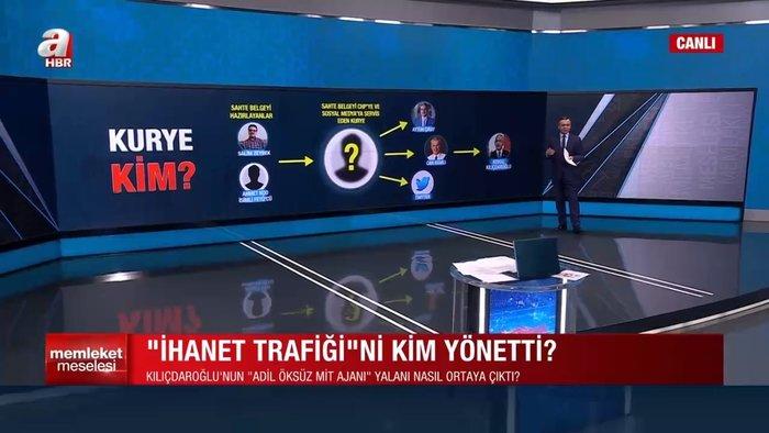 İhanet trafiğini kim yönetti? CHP FETÖ'nün 'Adil Öksüz' yalanına nasıl ortak oldu? A Haber'de flaş sözler 16