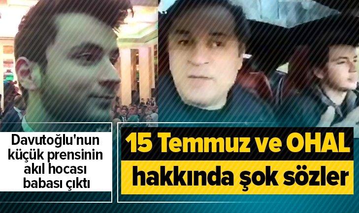 FETÖ AĞZINI BABASINDAN ALMIŞ!