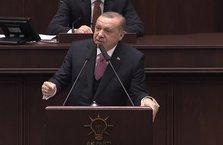 Erdoğan: Madem ki stratejik ortağız sizi de uyarıyoruz!