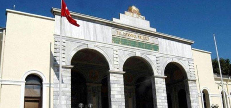 İSTANBUL VALİLİĞİ'NDEN '30 AĞUSTOS' AÇIKLAMASI