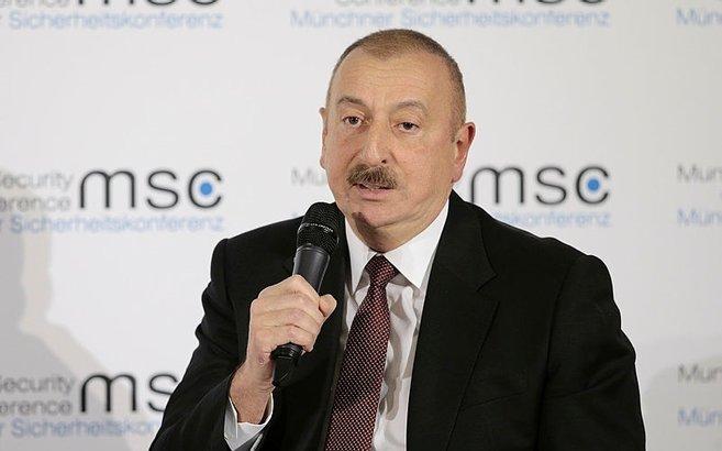 Tarihte bir ilk gerçekleşti! İlham Aliyev, Ermenistan lideri Nikol Paşinyan'ın yüzüne karşı söyledi | Video