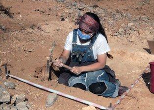 Özlüce fosil kazıları yıllar sonra yeniden başladı