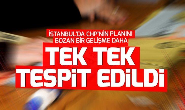 İstanbul seçim sonuçlarında son dakika gelişmesi! İstanbul'da seçimlerde silinen oyların hangi sandıklarda olduğu teker teker tespit edildi