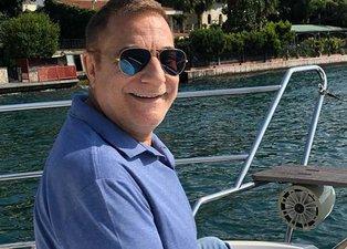 235 gün hastanede kalan Mehmet Ali Erbil'in boğaz kaçamağı