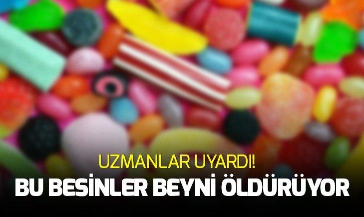 BU BESİNLER BEYNİ ÖLDÜRÜYOR!