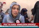 HDP önünde 'evlat' nöbetindeki acılı anne: HDP olmadan Kandil ayakta duramaz |Video
