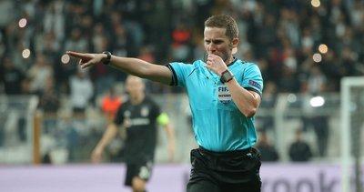 PSV-Galatasaray maçının hakemi belli oldu! PSV-Galatasaray maçının hakemi kim?