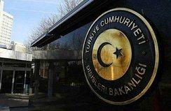 Türkiye'den Ukrayna'ya taziye mesajı