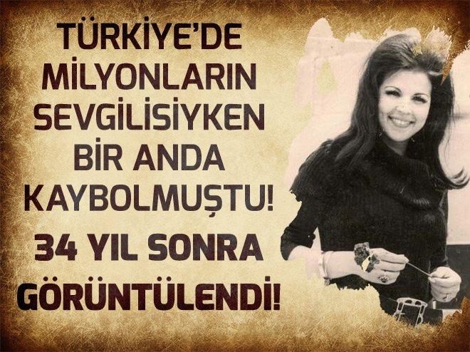 ÜNLÜ ŞARKICI 1984'DEN BERİ İLK KEZ ORTAYA ÇIKTI!