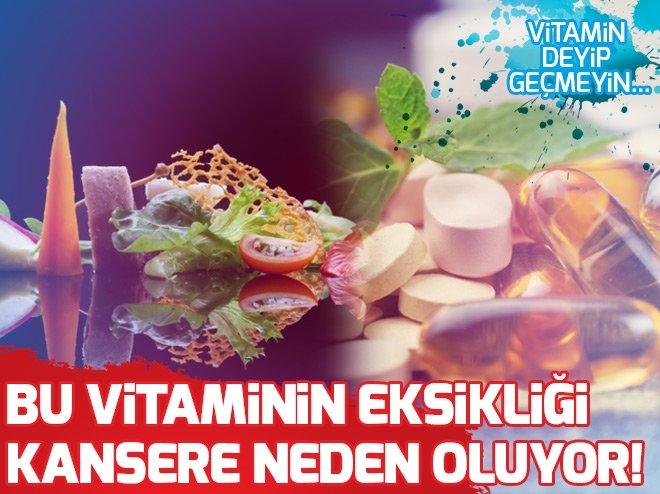 Vücudumuzun en çok ihtiyaç duyduğu vitaminler
