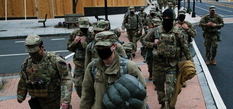 Biden'ın yemin töreni öncesinde binlerce asker harekete geçti! Dünyanın gözü ABD'de