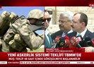 AK Parti'den yeni askerlik sistemi (tek tip) ile ilgili yeni açıklama |Video