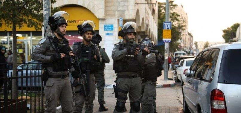 İSRAİL POLİSİ BİR TÜRK VATANDAŞINI GÖZALTINA ALDI