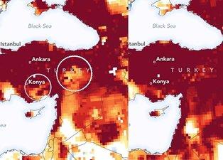 NASA'dan flaş Türkiye paylaşımı! Türkiye'ye kritik uyarı!