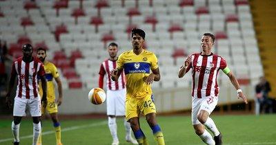 Demir Grup Sivasspor evinde Maccabi Tel Aviv'e 2-1 yenildi
